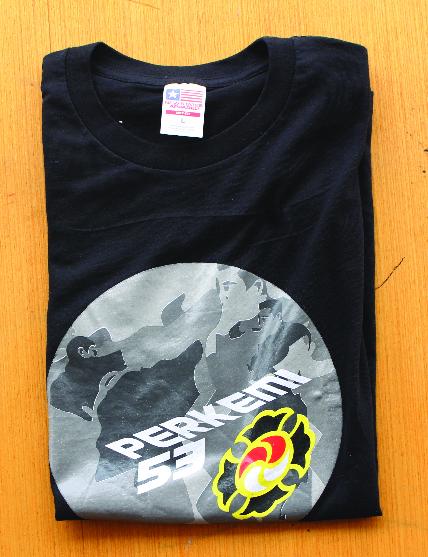T-shirt Black-1