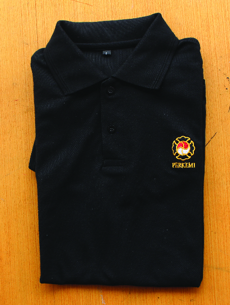 T-shirt Black Polo-2
