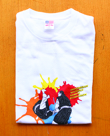 T-shirt Putih-2