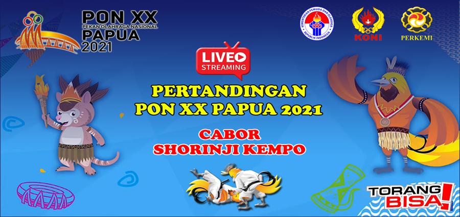 Games PON XX Papua 2021